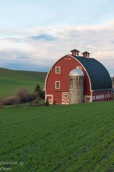 Gorgeous red barn❤️❤️