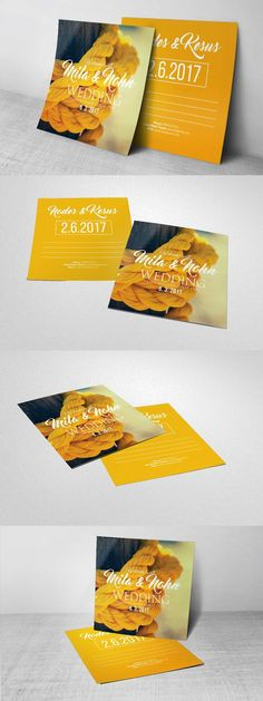 Wedding Invitation Post Card . Wedding Card Templates