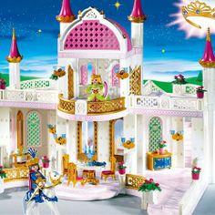 Playmobil 4250 Prinsessenkasteel, sprookjespaleis   Playmobil   despeelwijzerwebshop