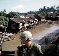What Was It Like To Hump The Boonies in Vietnam?