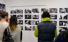 Daido Moriyama - TKY, Printing Show. Choose 20 out of 56 sheets for your book.