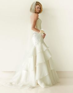 Madrinhas de casamento: Vestido de noiva sereia