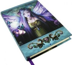 Mystic Aura - Anne Stokes Embossed Journal