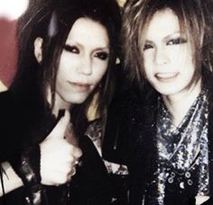 Aoi. Uruha. The GazettE.