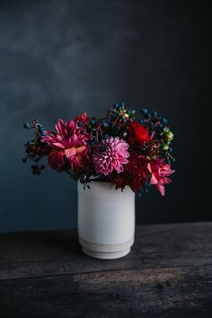our food stories autumn flowers