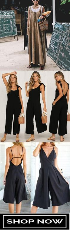 Summer Casual Women Playsuitst Womens Fashion Casual One-shoulder Short-sleeved Solid Solid Loose Playsuits Tassel Jumpsuit To Make One Feel At Ease And Energetic Women's Clothing
