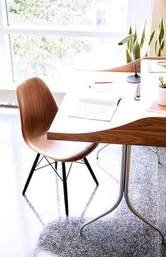 EQ3 desk / sfgirlbybay