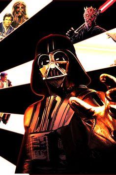 Cool Star Wars art