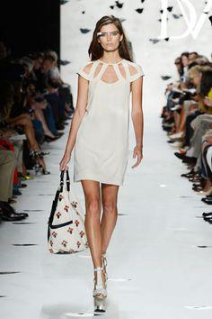 Spring 2013 Fashion Week, Cutout Beige