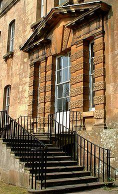 Kings Weston, Bristol, England/ designed by Sir John Vanbrugh