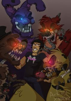 Happy nightmares! by xNIR0x on DeviantArt