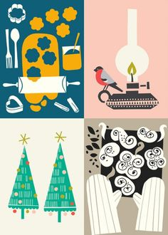 Christmas cards from Finnish Polkka Jam