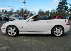 2001 Mercedes Benz SLK 230 Sport Convertible — $7995