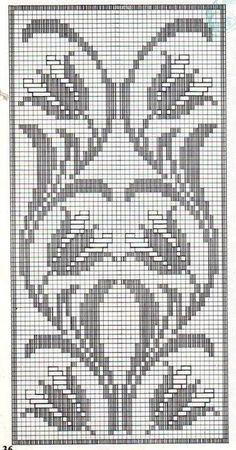 Crochet Curtains, Crochet Quilt, Crochet Cross, Crochet Tablecloth, Crochet Doilies, Cross Stitch Borders, Cross Stitch Charts, Cross Stitch Designs, Cross Stitch Patterns