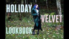 How To Style Velvet | Inspiration Lookbook for Winter Holiday Parties - YouTube