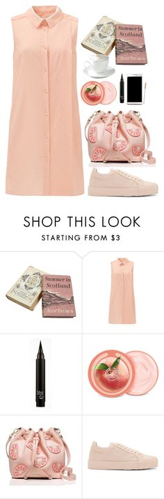 """""""Без названия #640"""" by kristinabragina ❤ liked on Polyvore featuring The Body Shop, Kate Spade, Jil Sander, Samsung and Sur La Table"""