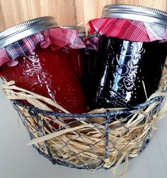 Easy Homemade Jam