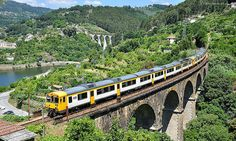Everything travelers need to know about transportation in Portugal, from intercity train lines and international airports to local metro systems. Peru Travel, Portugal Travel, Douro Valley, By Train, International Airport, Algarve, Marketing Digital, Madrid, Transportation
