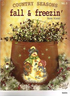 Country Seasons fall & freezin' 5 - Nadieshda N - Picasa Web Albums...FREE BOOK!!