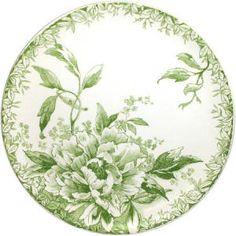 Gien Fleur de Chine from TableIdeas.com