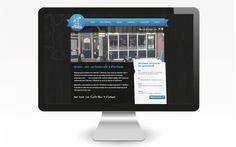 Cafe-Bar 't Vierkant is van eigenaar verwisseld. Daarbij hoorde een nieuwe website die interactiever moest gaan worden. Zo is er een gastenboek geplaatst om meer interactie te krijgen met de bezoekers. Meer informatie: www.quite-easy.nl/portfolio/cafe-het-vierkant