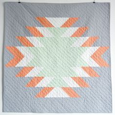 This series of quilts were inspired by a spring time road trip to Bandelier National Monument, New Mexico through southeastern Utah and western