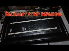 LCD LED repairing practical video - YouTube Tv Backlight, Advertising, Led, Youtube, Youtubers, Youtube Movies