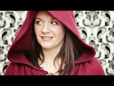 DIY Halloween Hooded Costume Cloak / Cape {How to} - YouTube