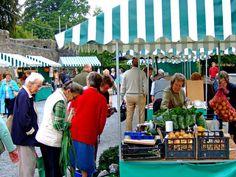Boyle Farmers Market, County Roscommon, Ireland.