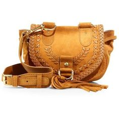 See by Chloé Collins Calfskin Suede Messenger Bag See By Chloe Bags a412b3264cf