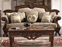Victorian Furniture Company Llc Living Rooms