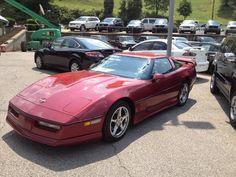1G1YY2184K5109149 - 1989 Chevrolet Corvette 2DR COUPE HATCHBACK - 304-369-2411