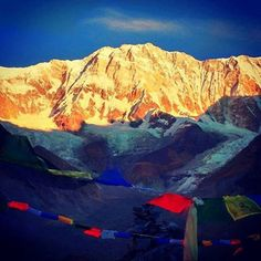 #Annapurna_Base_Camp_Trekking : Photo of the Day Annapurna I 8091 m from Annapurna Base Camp 4130 m Before sunrise ABC_Trek #himalaya #himalayas #himalayans #himalayan #nepal #nepal #nepalese #ClearSkyTreks #nepali #nepalí #nepali_instagrammers #mountains #bigmountain #bigmountains #traveling #amazing #adventures #outdoors #treking #trip :  @Clear_sky_Treks..