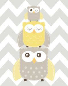 Sweet Owls on Pinterest | Cute Owl, Owl and Girl Owl Nursery