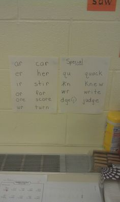 R controlled vowels for decoding