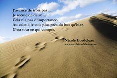 Citations de Nicole | Nicole Bordeleau
