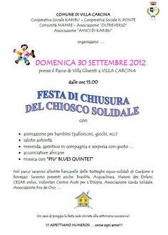 festa di chiusura del chiosco solidale http://www.panesalamina.com/2012/5039-festa-di-chiusura-del-chiosco-solidale-a-villa-carcina.html