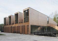 Architektur als Inspiration - Künstlerhäuser in Wilna