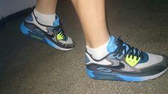 Nike AIRMAX 90 LUNARLON. love it!