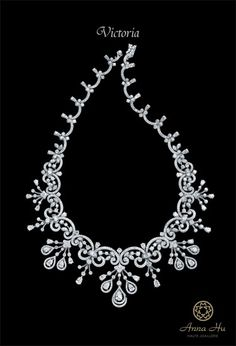 Victoria necklace #fk #fashionkiosk #jewellery