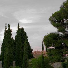 Agios Ioannis Kynigos Monastery, Ymittos Agias Paraskevis, Spring 2012