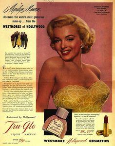 Marilyn Monroe for Tru-Glo