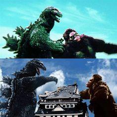 Godzilla I like this movie since I was younger. Can't wait for Godzilla vs. King Kong Vs Godzilla, Godzilla Vs, Special Effects, 1950s, Studios, Hero, Movie Posters, Monsters, Film Poster