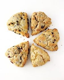 These classic bakery treats couldnt be easier to make at home. Simple swaps take them in new directions, so try Chocolate-Coconut Scones, Cherry-Hazelnut Scones, Lemon-Ginger Scones, or Blueberry-Almond Scones.