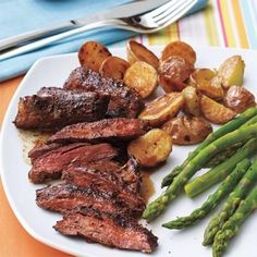 Make this quick coffee rubbed steak recipe during the week when you need diner to be ready fast.