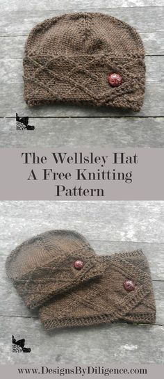The Wellsley Cowl is the matching pattern of the Wellsley Hat. This is a free Knitting pattern using worsted weight yarn found on Designs by Diligence. Outlander Knitting Patterns, Free Knitting, Knitting Patterns Free, Knitting Yarn, Knit Patterns, Snood Knitting Pattern, Knitting Projects, Crochet Projects, Sewing Projects