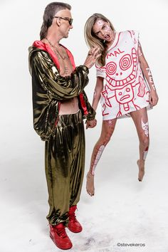 Ninja & Cara Delevigne--Ugly Boy