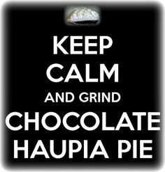 Ted's Chocolate Haupia Pie (Coconut) How to make Hawaii chocolate haupia pie. Here's a recipe.