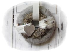 Xmas Wreaths, Erika, Advent, Projects To Try, Signs, Christmas, House, Etsy, Decor