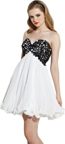 Babydoll plus size cocktail dresses